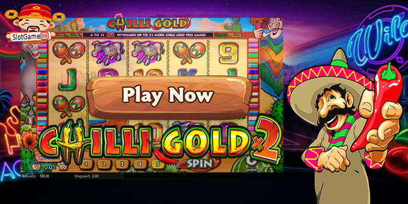 Clili Gold Slot Game