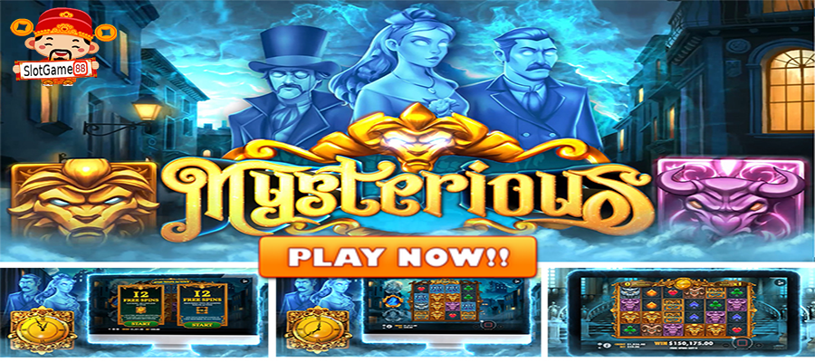 Slot Mysterius Pragmatic Play